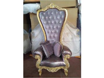 Итальянское кресло THRONE фабрики CASPANI TINO