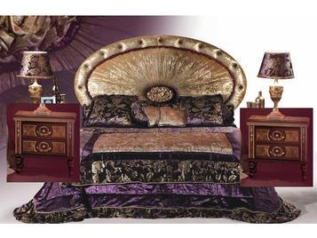 Итальянская кровать VILLA CARLOTTA фабрики CASPANI TINO