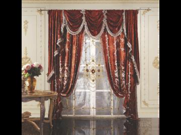 Итальянские шторы и тюли Canaletto 002 фабрики La Contessinа