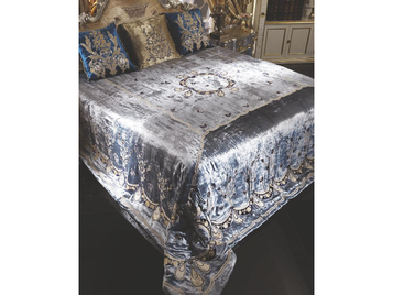Итальянский тeкстиль для спален Caravaggio R-982 фабрики La Contessinа