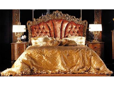 Итальянская кровать 3401 фабрики RAMPOLDI CREATIONS