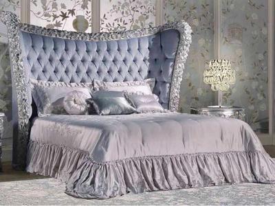 Итальянская кровать ROS 100/A фабрики RAMPOLDI CREATIONS