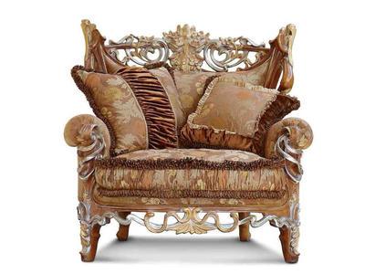 Итальянское кресло HAR 33 фабрики RAMPOLDI CREATIONS