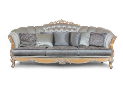 Итальянский диван AST 32 фабрики RAMPOLDI CREATIONS