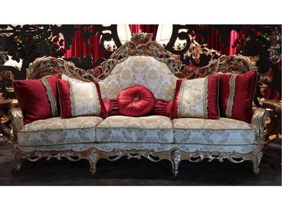 Итальянский диван WEI 32 фабрики RAMPOLDI CREATIONS