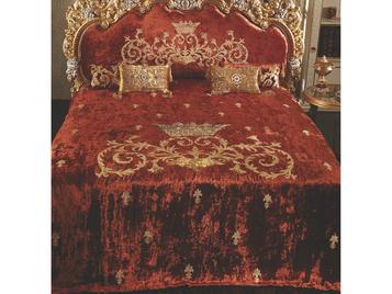Итальянский тeкстиль для спален Contessina R-601 фабрки La Contessinа