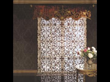 Итальянские шторы и тюли Donatello 002 фабрики La Contessinа