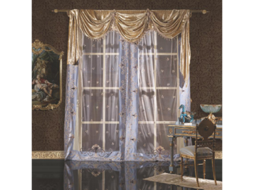 Итальянские шторы и тюли Enrico I V 003 фабрики La Contessinа