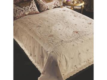 Итальянский тeкстиль для спален Enrico I V R-526-1 фабрки La Contessinа