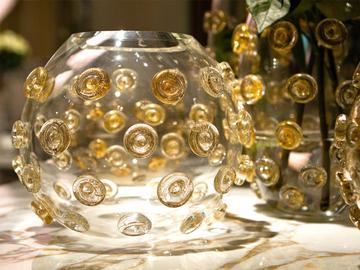 Итальянская ваза MAXIMILIAN фабрики CC