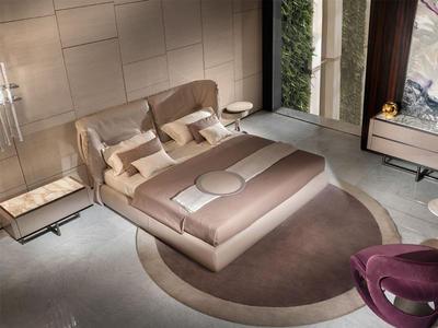 Итальянская кровать CANNES.5200 фабрики CC