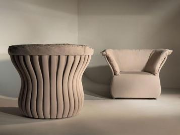 Итальянское кресло CANNES.2100 фабрики CC