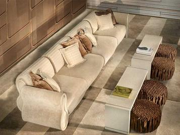 Итальянский диван NEWTON.2700 фабрики CC