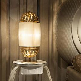 Итальянская настольная лампа ANDREW.4200 фабрики CC