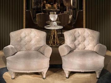 Итальянское кресло CHANTAL.2100 фабрики CC