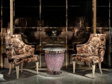 Итальянское кресло CHARLOTTE.1040 фабрики CC