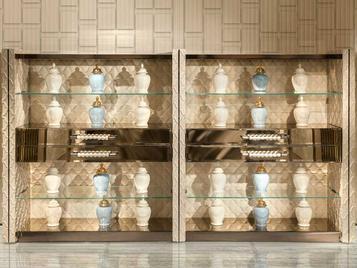 Итальянская витрина EMERSON.14300 фабрики CC