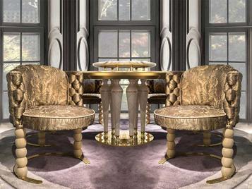 Итальянское кресло TREVOR.1040 фабрики CC