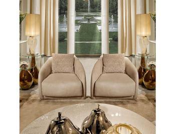 Итальянское кресло TIMOTHY.2100 фабрики CC