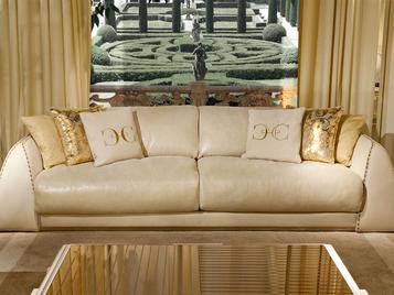 Итальянский диван CELINE.2400/GOLD фабрики CC