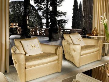 Итальянское кресло KELLY.2150 фабрики CC