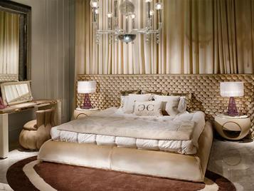 Итальянская кровать GARY.5200 фабрики CC