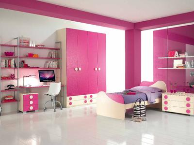Итальянская детская спальня One Camerette 406 фабрики SP