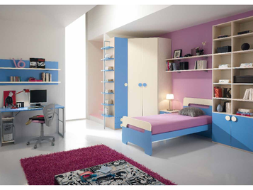 Итальянская детская спальня One Camerette 411 фабрики SP