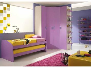 Итальянская детская спальня One Camerette 412 фабрики SP