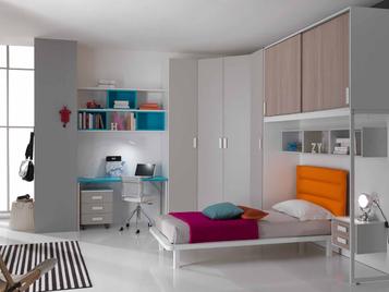 Итальянская детская спальня One Ponti 506 фабрики SP