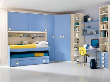 Итальянская детская спальня One Ponti 508 фабрики SP