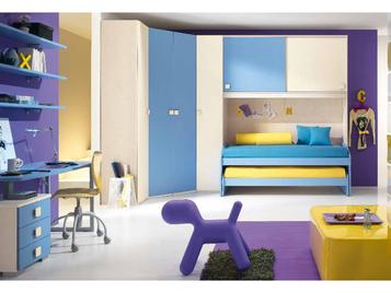 Итальянская детская спальня One Ponti 509 фабрики SP