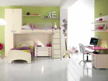 Итальянская детская спальня One Soppalchi 604 фабрики SP