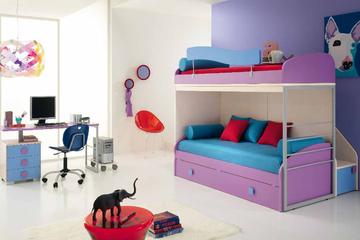 Итальянская детская спальня One Soppalchi 607 фабрики SP