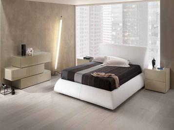 Итальянская кровать Line Up Harry фабрики SP