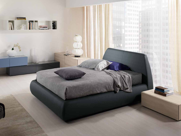 Итальянская кровать Line Up Morris фабрики SP