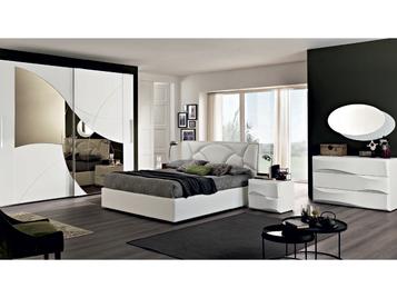 Итальянская спальня Conteporaneo CM01 фабрики SP