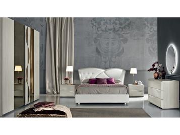 Итальянская спальня Conteporaneo CM02 фабрики SP