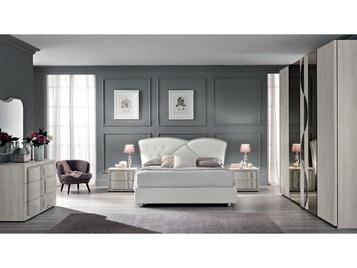 Итальянская спальня Conteporaneo CM04 фабрики SP