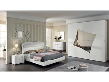 Итальянская спальня Conteporaneo CM05 фабрики SP