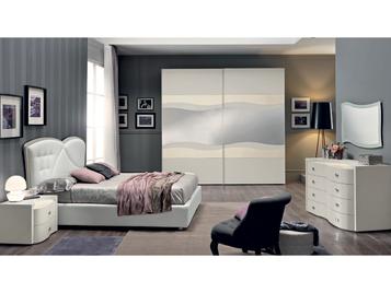Итальянская спальня Conteporaneo CM06 фабрики SP