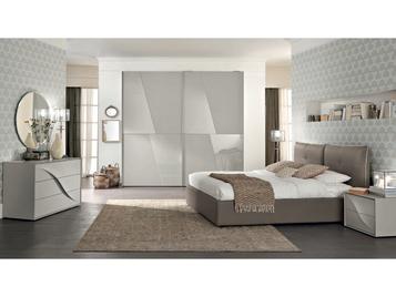 Итальянская спальня Conteporaneo CM08 фабрики SP