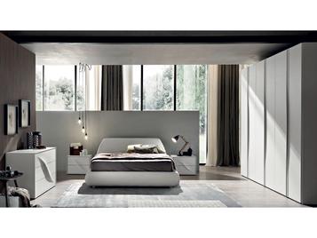 Итальянская спальня Conteporaneo CM09 фабрики SP