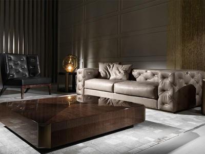 Итальянская мягкая мебель TURNER фабрики ROBERTO CAVALLI