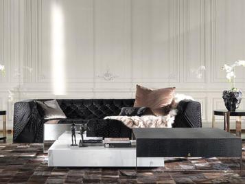 Итальянская мягкая мебель BLAKE.2 фабрики ROBERTO CAVALLI