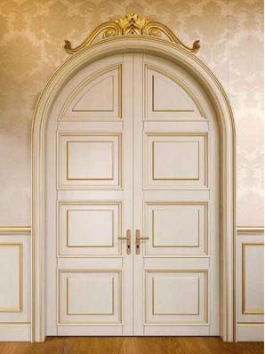 Итальянская дверь PARIS фабрики BRUNO ZAMPA