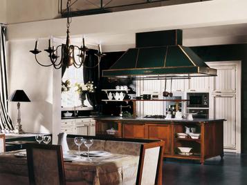 Итальянская кухня Il Canto Del Fuoco 05 фабрики Martini Mobili