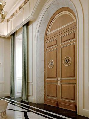 Итальянская дверь BELLAGIO фабрики BRUNO ZAMPA