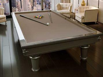 Итальянский бильярдный стол NEW YORK фабрики BRUNO ZAMPA