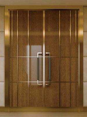 Итальянская дверь NEW YORK фабрики BRUNO ZAMPA